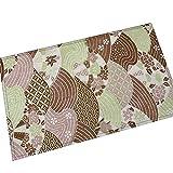 Gnzoe Flanell Teppich Exotic Stil Drucken Muster Design Teppiche für Flur Schlafzimmer Bunt 90x60CM