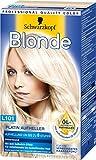 Blonde L101 Platin Aufheller Silberblond, 3er Pack (3 x 170 ml)
