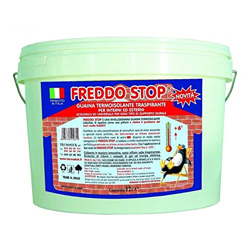 Tecnostuk Freddo Stop guaina termoisolante traspirante per interno ed...