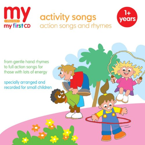 My First CD - Activity Songs