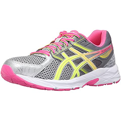 Asics Gel Contend 3 Fibra sintética Zapato para Correr