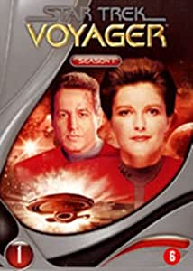 Star Trek: Voyager - Season 1 (L'integrale Nouveau packaging - Coffret) [Import belge]