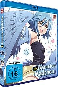 Die Monster Mädchen Vol. 3 - Episoden 7-9 [Blu-ray]