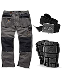 later best price quality and quantity assured Amazon.co.uk | Work Utility & Safety Trousers