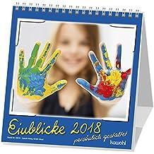 Einblicke 2016. Kalender zum Selbergestalten