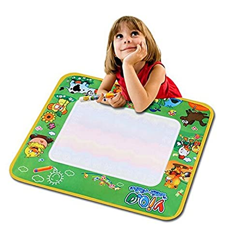 Magic Paiting Board Children Kid Water Doodle Animal Mat Pre-school