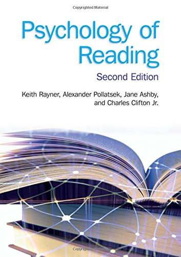 reading as a psychological process Cognitive functioning and psychological processing  reading/reading comprehension  it is a conscious process that involves the manipulation of information.