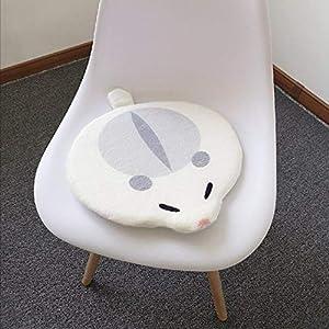 baiyinlongshop Kawaii Hamster Japonés Cojín