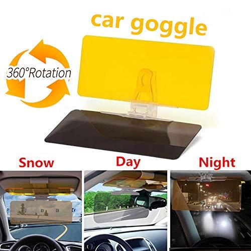 Auto-Sonnenblende-Erweiterungs-Tag, Auto-Windschutzscheibe Tac-Sonnenblende, die Vision-Auto-Brille blendet