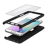 Blufox* Samsung Galaxy s7 Edge Hülle Schutzhülle Schwarz,
