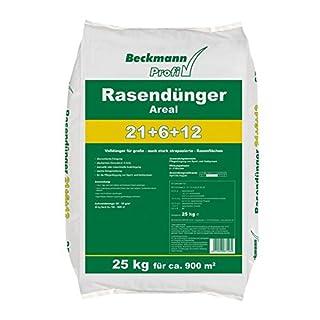 25 kg Premium Rasendünger mit Sofortwirkung 900m² Beckmann Profi Rasen Dünger FREI HAUS