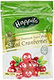 #6: HappiloPremium Californian Dried and Sweet Sliced Cranberries, 200g