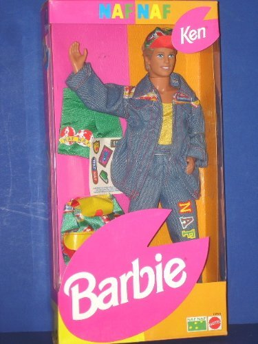 Barbie NAF NAF Ken – # 10998–1993