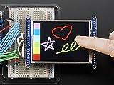 Adafruit 2.8' TFT LCD with Touchscreen Breakout Board w/MicroSD Socket [ADA1770]