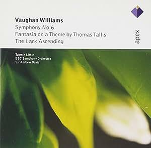 Vaughan Williams: Symphony No. 6, Fantasia On A Theme By Thomas Tallis & The Lark Ascending