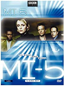 Mi-5: Volume 3 [DVD] [2002] [Region 1] [US Import] [NTSC]