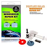 2017 Windshield Kits for Window Repair, Windscreen Glass Scratch Crack, Polishing and Car