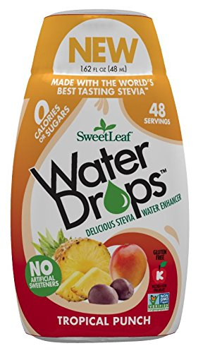 Wisdom Natural Waterdrops, Tropical Punch 1.62 Oz
