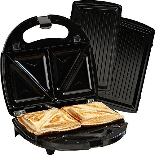 Sandwich Toaster Panini Maker Pr...
