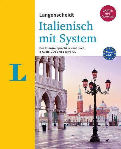 Langenscheidt Italienisch mit System - Sprachkurs für Anfänger und Fortgeschrittene: Der...