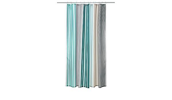 Tende Da Doccia In Tessuto Ikea : Ikea tenda doccia in tessuto bolman 180 x 200 cm colore grigio