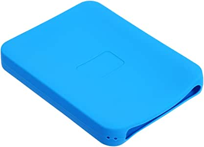 Docooler HDD Silicone Case 2.5inch Disque Dur Disque Cover Protector Skin Ultra Doux HDD Case pour Sony pour WD