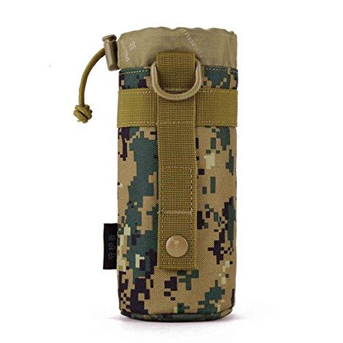 Protector Plus Il piccolo bollitore bag bollitore all'aperto impostato a vita appendente tattica bollitore allegato subcontract borsa , jungle jungle