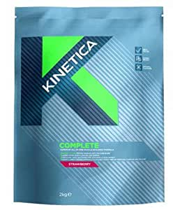 Kinetica Complete Strawberry 2000g