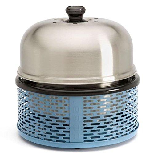 COBB BBQ Grill Holzkohlegrill Picknickgrill Barbecue Tischgrill Pro Blau 702026 -
