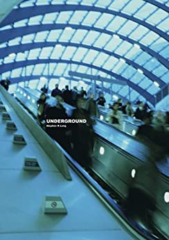 Underground (DI Marchant Book 1) by [Long, Steve]