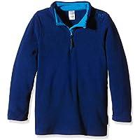 Softee Cook - Forro polar para niño de 4 años, color azul marino/azul royal