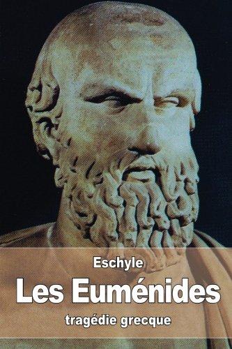 Les Euménides par Eschyle