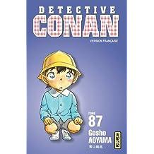 Détective Conan, tome 87