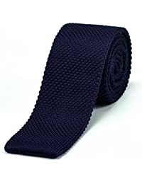DonDon Men's Knit Tie handmade