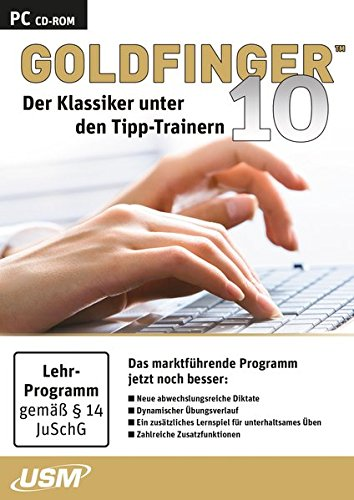 Goldfinger 10 - Der ultimative Tipp-Trainer -