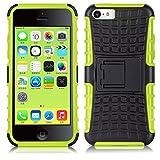Coque iPhone 5C Coque incassable | JammyLizard | [ ALLIGATOR ] Coque rigide back...