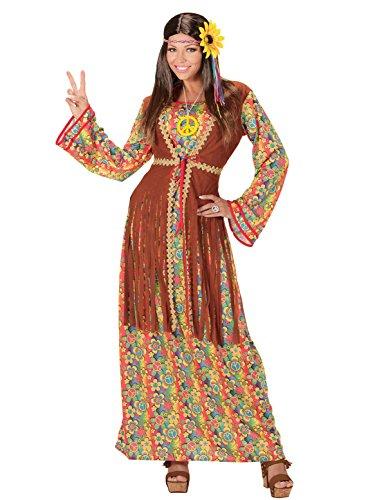 Adulte-Costume-de-femme-hippie
