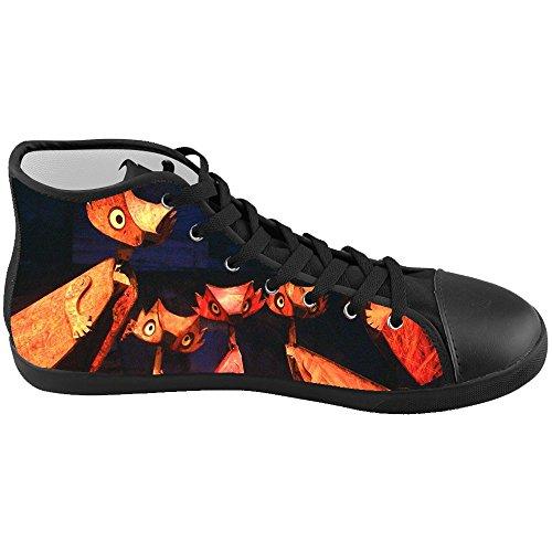 Dalliy Fox Kids canvas Footwear Sneakers Shoes Chaussures de toile Baskets E