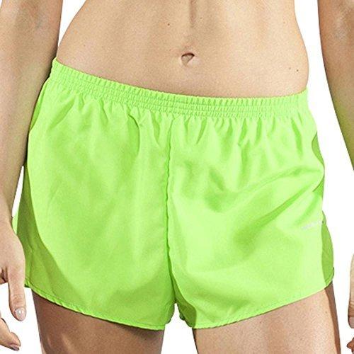BOA Damen 2,5cm Elite Split Massiv Running Short (1001b), Damen, NLI, X-Small -