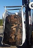 TOP Qualität direkt vom Hersteller +++ 10er Pack HolzBag 160cm, Kaminholzsack/Brennholzsack/Woodbag direkt vom Hersteller