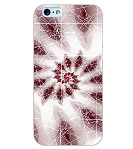PrintDhaba PATTERN D-6979 Back Case Cover for APPLE IPHONE 6 (Multi-Coloured)