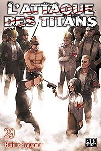 L'Attaque des Titans Edition simple Tome 29
