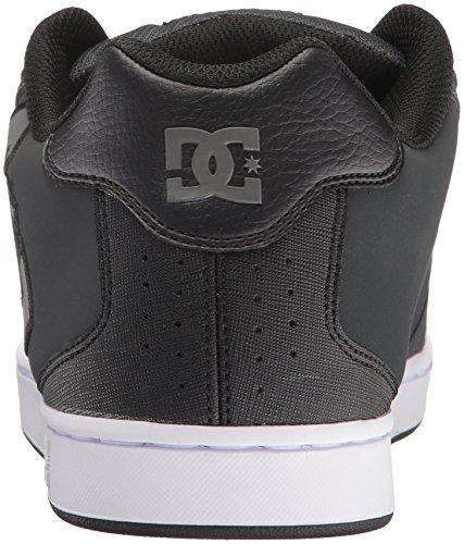 DC Shoes Net, Chaussures de skate homme Grey/Grey/Black