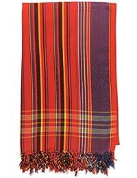 Traditional Kikoy / Sarong / Scarf/ Cover up / Beach Wrap
