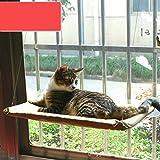 Generic Jieyan Plattform/Bett/Hängematte für Katzen, Fenster-Befestigung