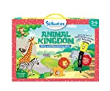 Skillmatics Educational Game: Animal Kingdom 3-6 Years