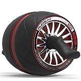 Abdominal Wheel Muscle Mute Fitnessgeräte Männer und Frauen Runde Bauch Bauch Trainer (Farbe : #2)