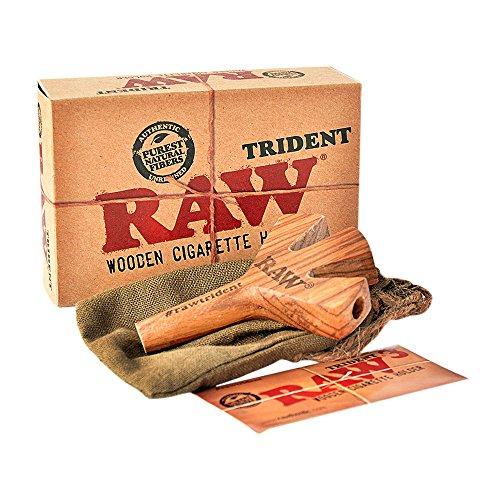 RAW - Soporte para cigarrillos madera