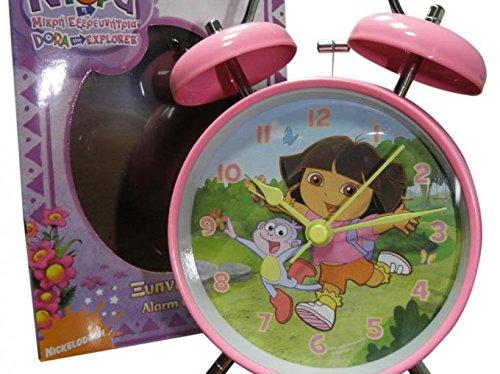Reloj despertador Dora la Exploradora, 12 cms