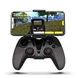 Darkwalker Manette Bluetooth sans Fil pour iOS/Android OS/PS3/PC Windows, Manette pour Les...